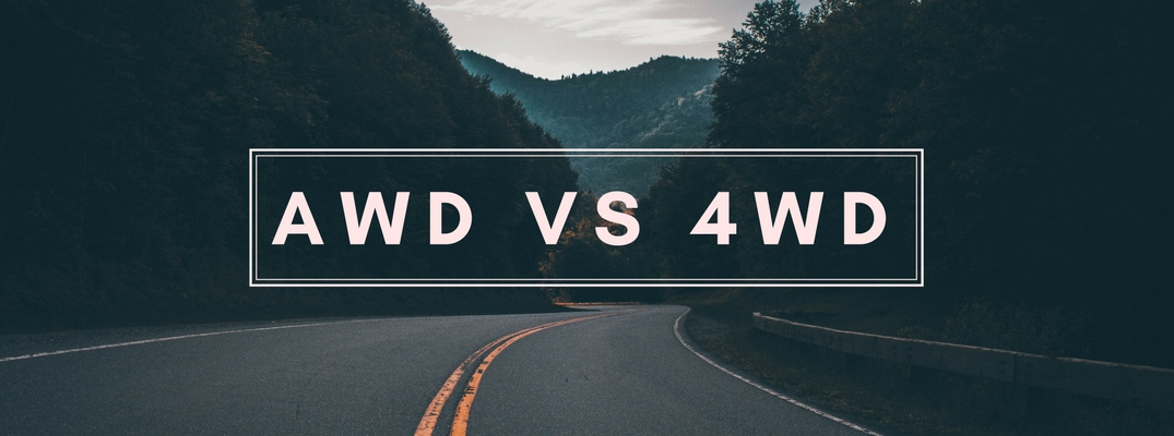 what are the differences between all-wheel drive and four-wheel drive