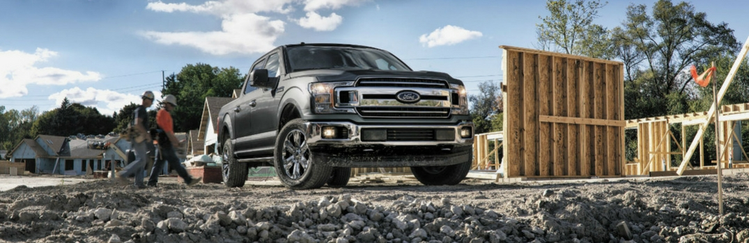 2018 Ford F-150 Engine and Towing Specs