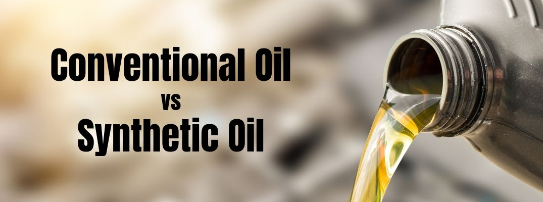 What is the Difference Between Conventional Oil and Synthetic Oil?