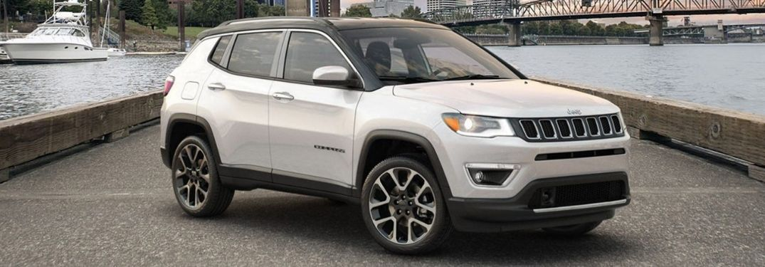 Where can I find a pre-owned Jeep Compass near Listowel, ON?
