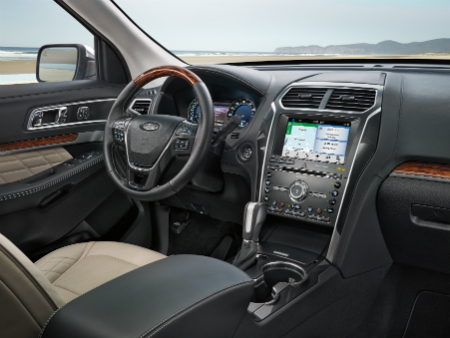 What S Different About The 2017 Ford Explorer Sport B O Jack