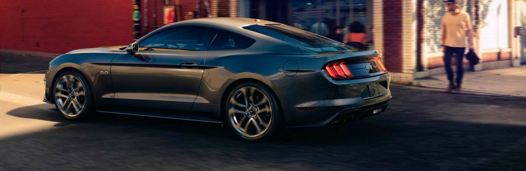 With A Powerful Engine And Wealth Of Great Performance And Interior  Technology Features, 2018 Ford Mustang Is Guaranteed To Please. Some Of  These Technology ...