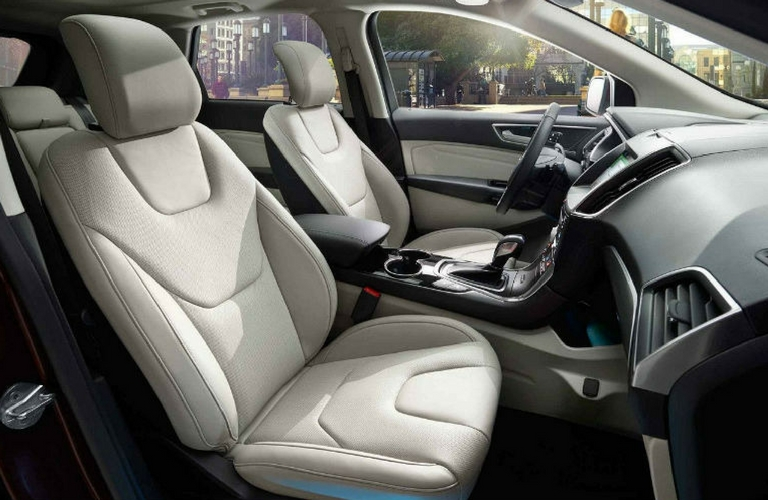 Ford Edge Seat View From Side