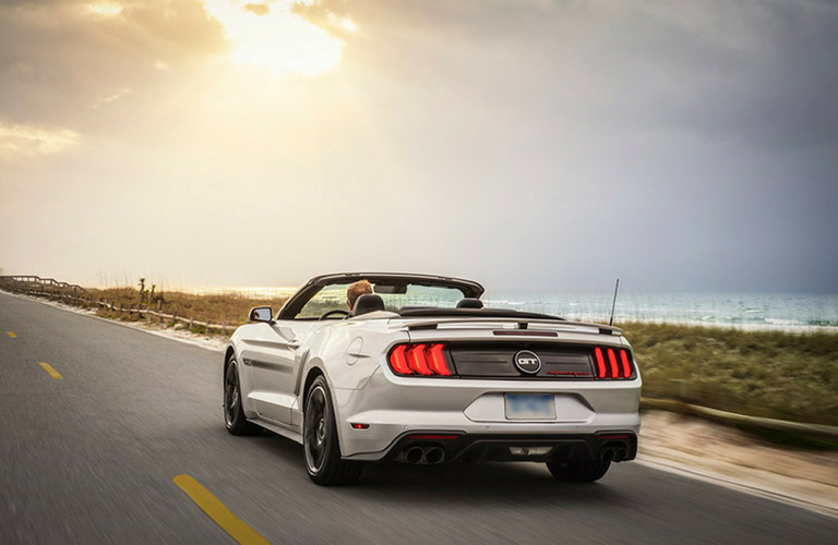 2019 Ford Mustang Details and Features