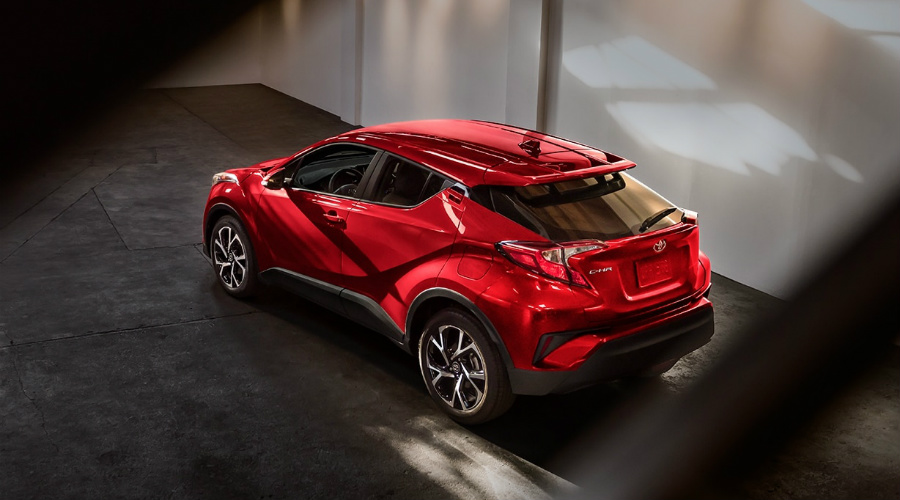 Nissan Dealer Chicago >> New Toyota Models Debut at the 2017 Chicago Auto Show