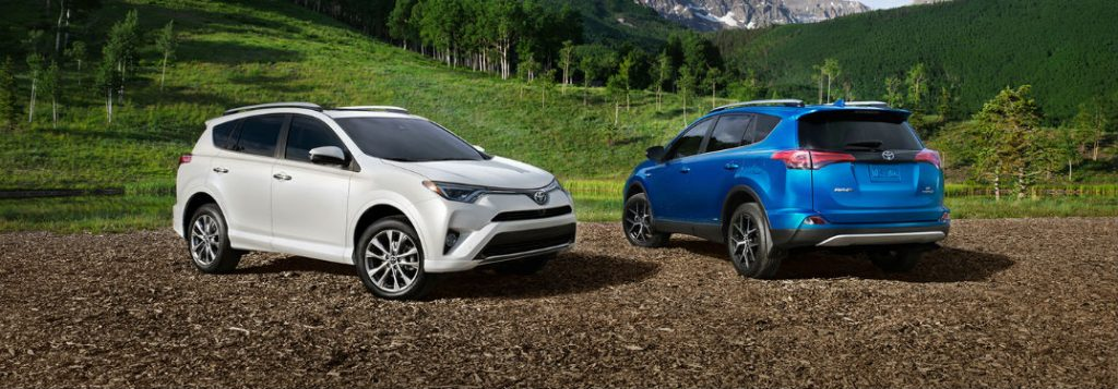 Toyota Rav4 Le Vs Xle >> What Colors Does the 2017 Toyota RAV4 Come in?