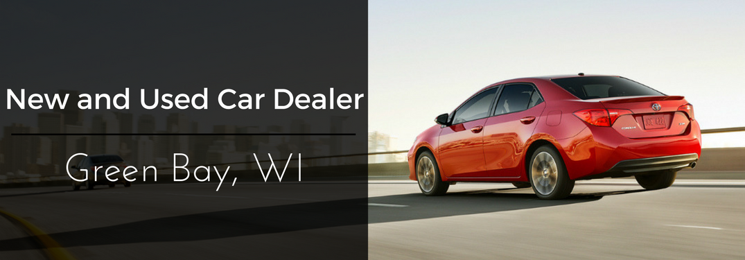 New and Used Car Dealer in Green Bay WI