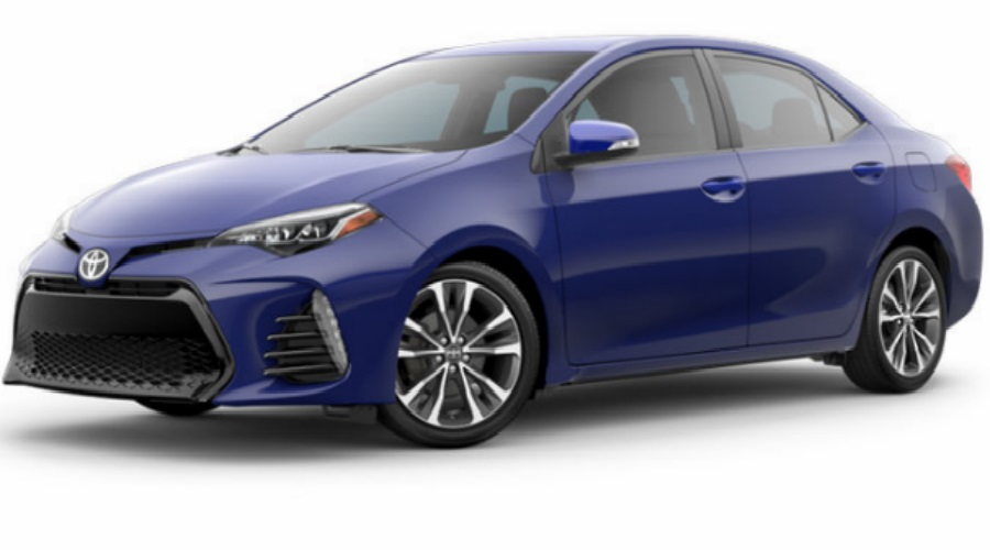 What Colors Does The 2017 Toyota Corolla Come In