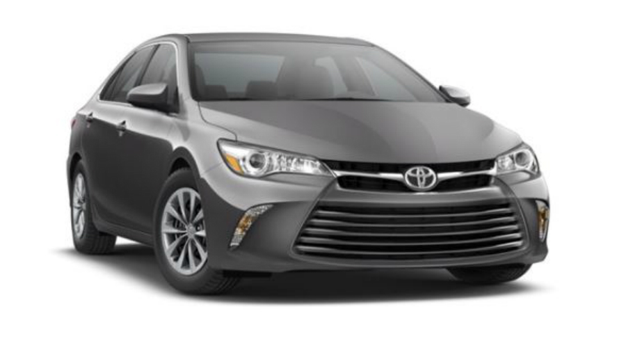 What Colors Does The 2017 Toyota Camry Come In