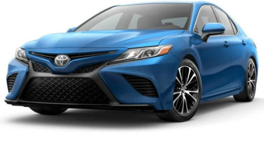 What Colors Does The 2018 Toyota Camry Come In