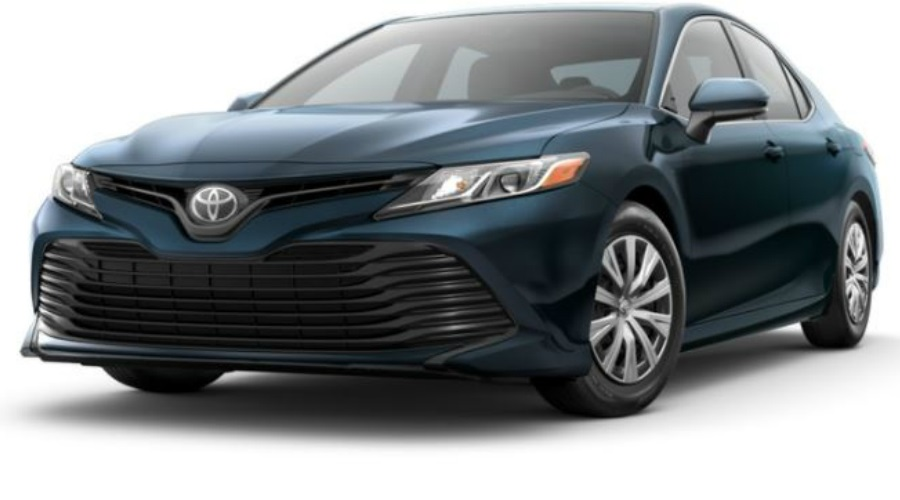 what colors does the 2018 toyota camry come in. Black Bedroom Furniture Sets. Home Design Ideas
