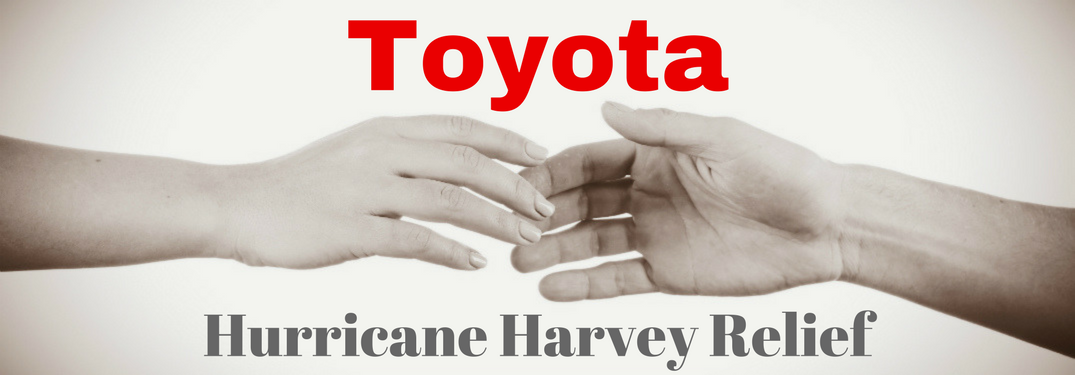 Is Toyota Doing Anything for Those Affected by Hurricane Harvey?