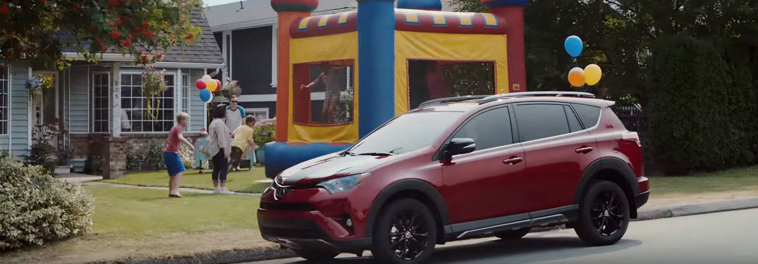 What is the Song in the new 2018 Toyota RAV4 Adventure Commercial?