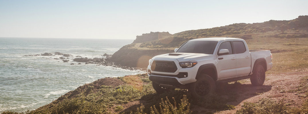 Exclusive new colors, features for updated 2019 Tacoma TRD Pro
