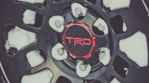 Tires on the 2019 Toyota Tacoma TRD Pro