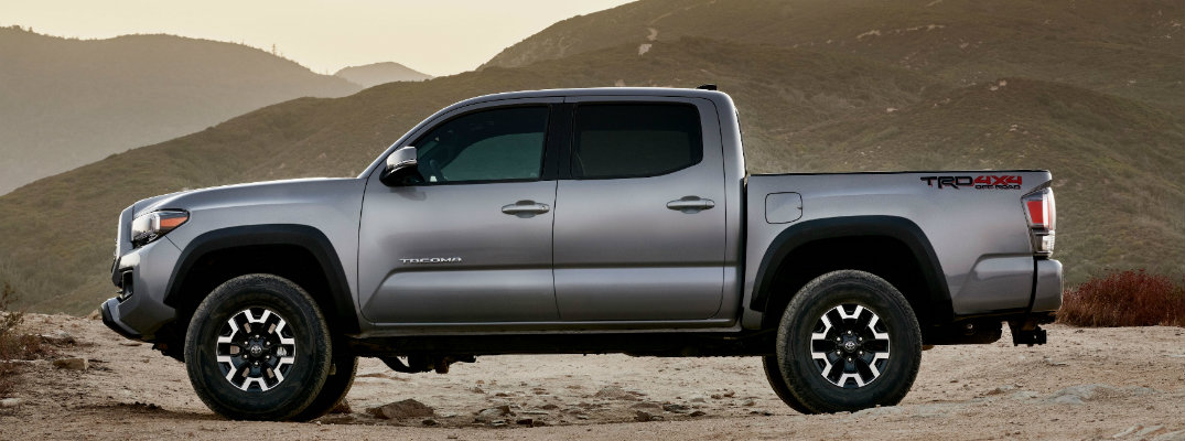 New Toyota Tacoma gets tech overhaul