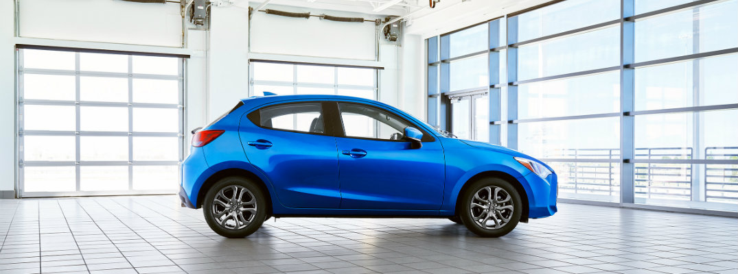 Fresh look, more space for 2020 Toyota Yaris