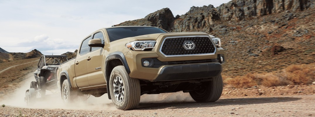 Should you choose the 2019 Toyota Tacoma SR5 or the TRD Off-Road?