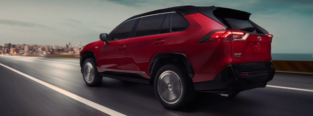 A new 2021 Toyota RAV4 Prime Plug-in Hybrid is in the works