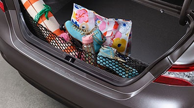 2020 Toyota Camry cargo net