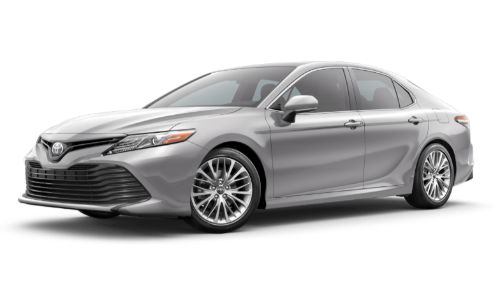 2020 Toyota Camry in Celestial Silver Metallic
