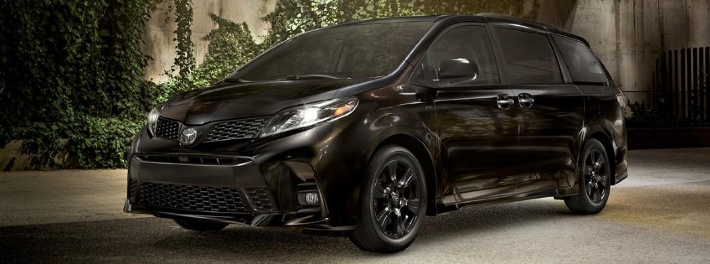 2020 Toyota Sienna Nightshade Edition