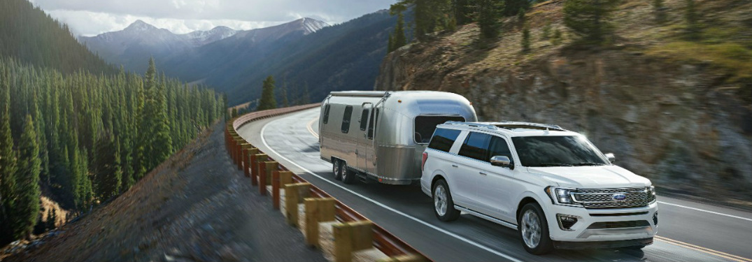 Ford Brings Numerous Additions to the 2018 Expedition