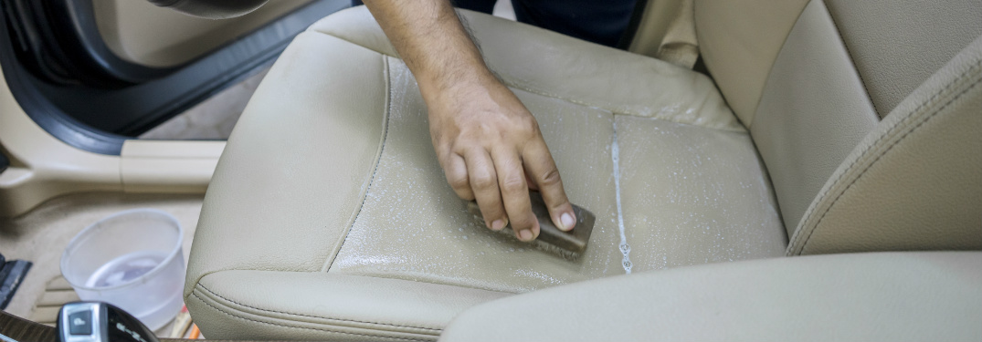 How to clean and take care of leather car seats for How to clean interior car seats