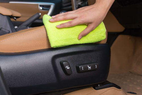 how to clean and take care of leather car seats. Black Bedroom Furniture Sets. Home Design Ideas