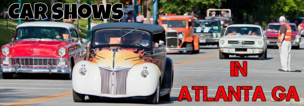 2018 Car Shows In Atlanta Ga