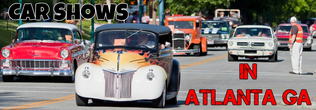 Car Shows In Atlanta GA - Classic car sites