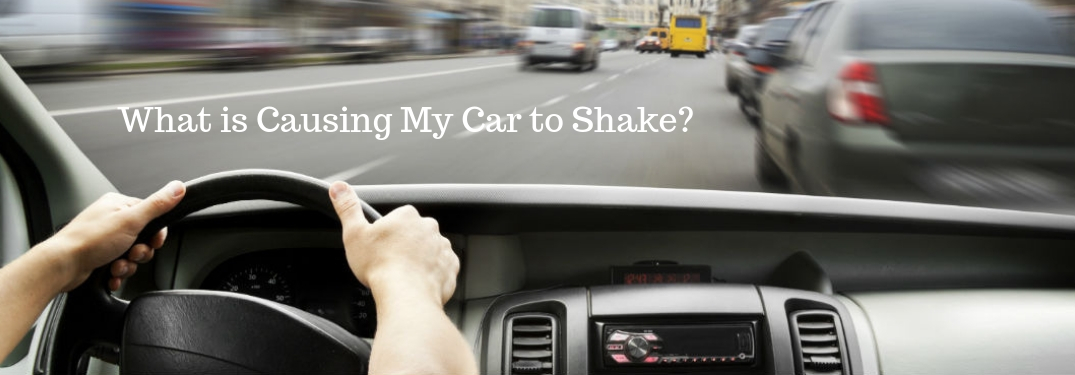 Why is my car shaking when i start it