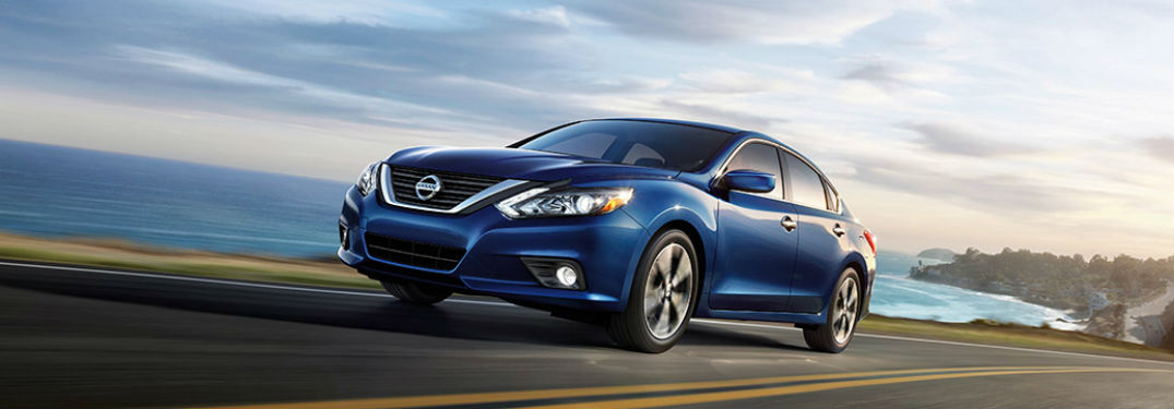 Does the 2017 Nissan Altima Offer More Than One Engine?