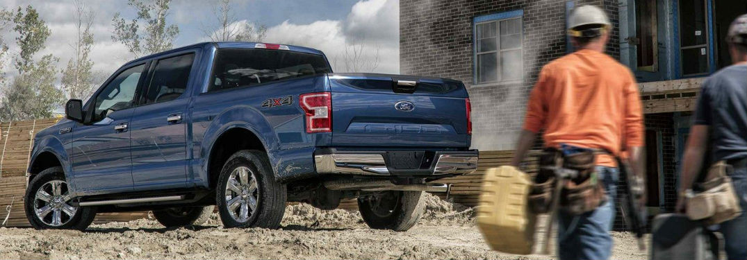 Take a Look at the Towing Prowess for the 2018 Ford F-150