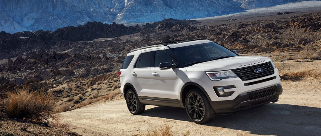 Ford Explorer Towing Capacity >> What Is The Towing Capacity On The 2017 Ford Explorer