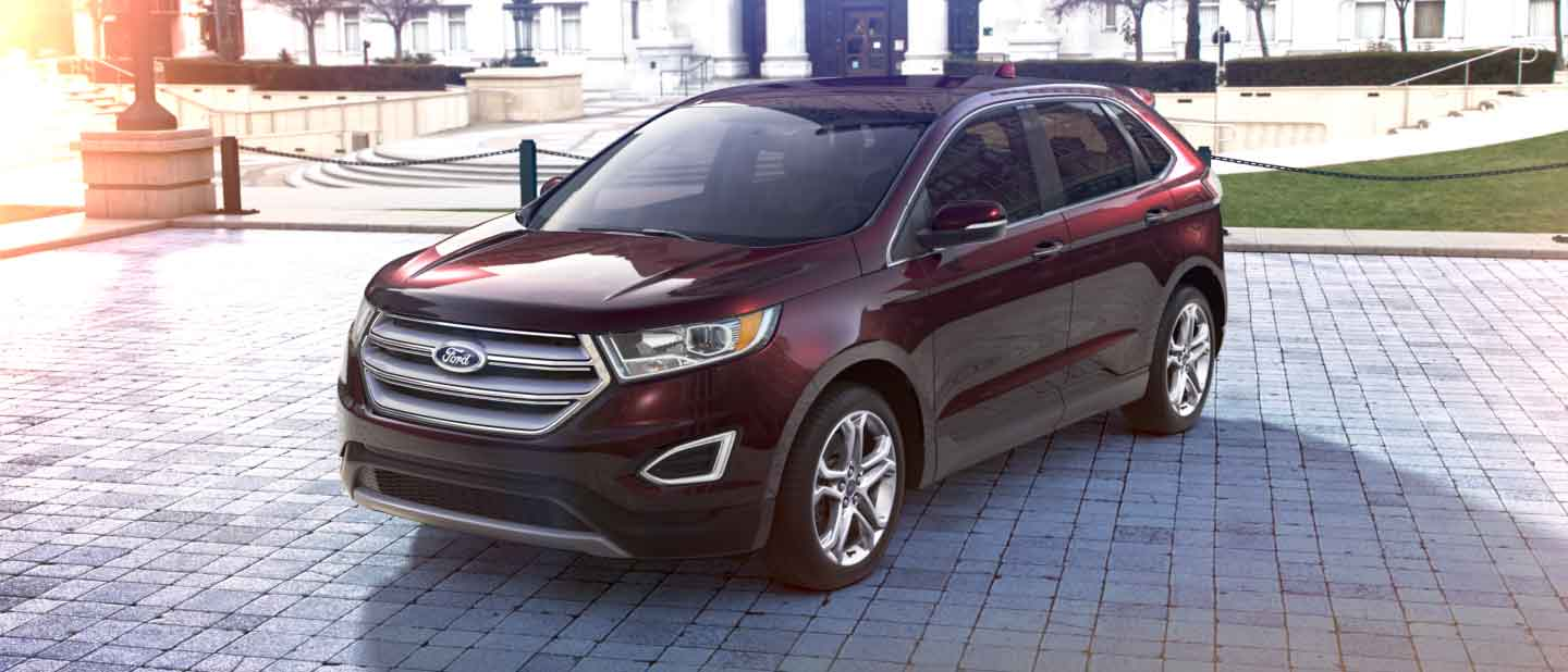 Burgundy Velvet  Ford Edge