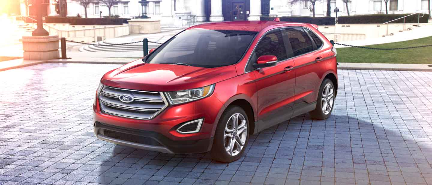 Ford Edge Exterior Color  Ford Edge Ruby Red Exterior Color_o