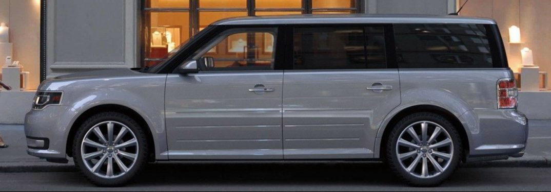 The  Ford Flex Offers Versatility And Utility For Your Everyday Drive