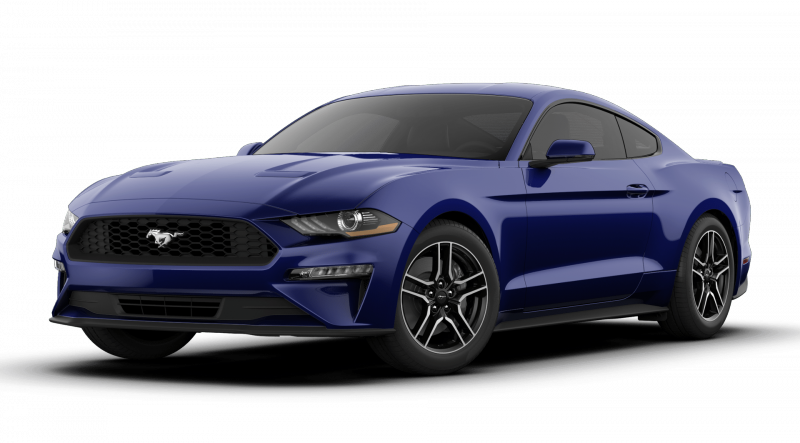 Crossroads Ford Frankfort Ky >> What colors does the 2019 Ford Mustang come in?