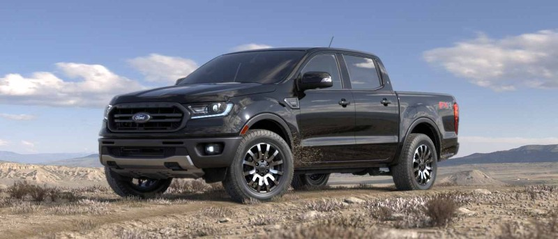 Crossroads Ford Frankfort Ky >> What colors will the new 2019 Ford Ranger come in? - Crossroads Ford Lincoln