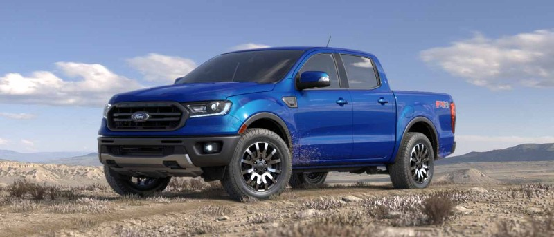 what colors will the new 2019 ford ranger come in crossroads ford lincoln. Black Bedroom Furniture Sets. Home Design Ideas