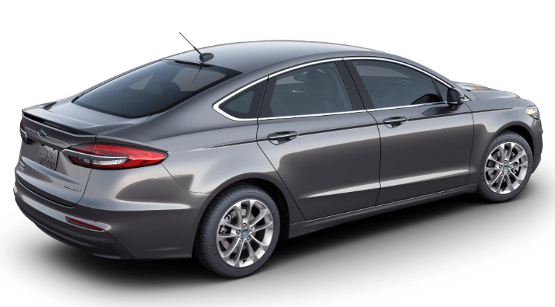 what exterior colors does the 2019 ford fusion come in. Black Bedroom Furniture Sets. Home Design Ideas