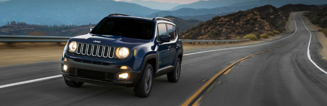 Comparing the 2017 Jeep Renegade Models_o