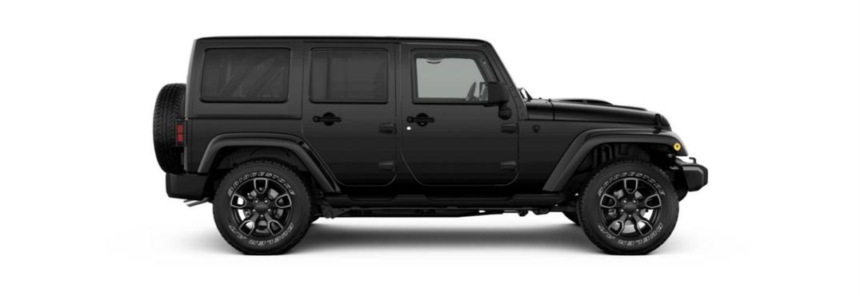 2018 jeep Wrangler JK Altitude side view