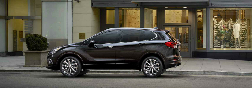 2018 Envision side view