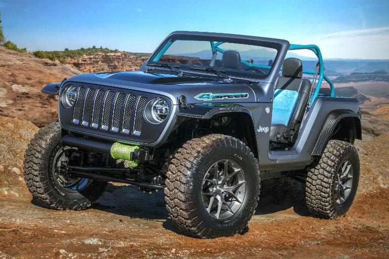 2018 Jeep 4Speed