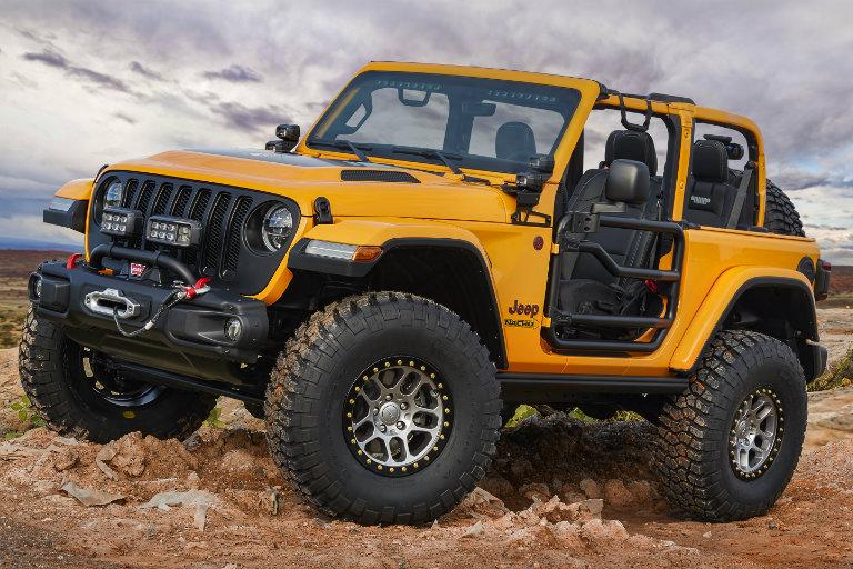 2018 Jeep Nacho