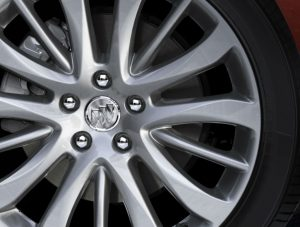 2019 Buick LaCrosse Sport Touring 19-inch wheel