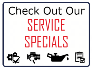 Check Out Our Service Specials at Peppers Automotive