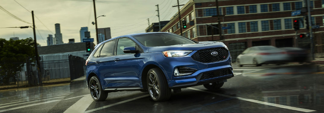 Have more control with the new 2019 Ford Edge